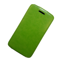 Чехол-флип EXPERTS Slim Flip Case, для Samsung Galaxy Ace (S5830), цвет зеленый