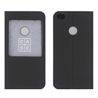 Чехол-книга CASE Dux Series, для Huawei GR3 (2017), цвет черный