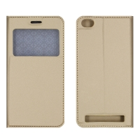 Чехол-книга CASE Dux Series, для Xiaomi Redmi 5A, цвет золотой