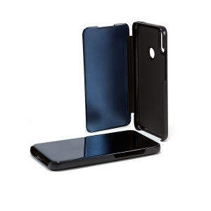 Чехол-книга CASE Smart view, для Xiaomi Redmi Note 7, цвет черный