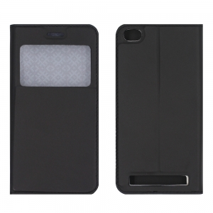 Чехол-книга CASE Dux Series, для Xiaomi Redmi Note 5A, цвет черный