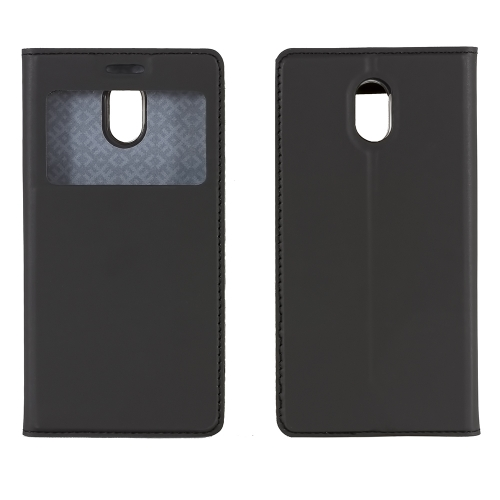 Чехол-книга CASE Dux Series, для Nokia 6, цвет черный